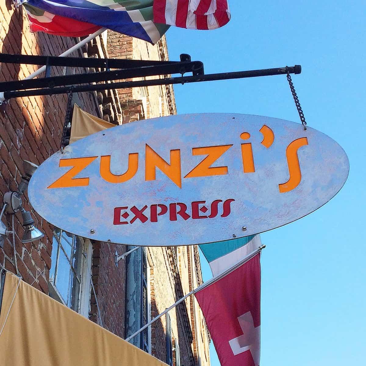 Zunzi's, Savannah, GA