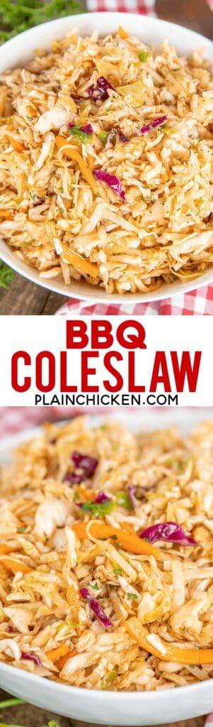 bbq coleslaw