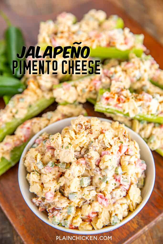 jalapeno cheddar pimento cheese