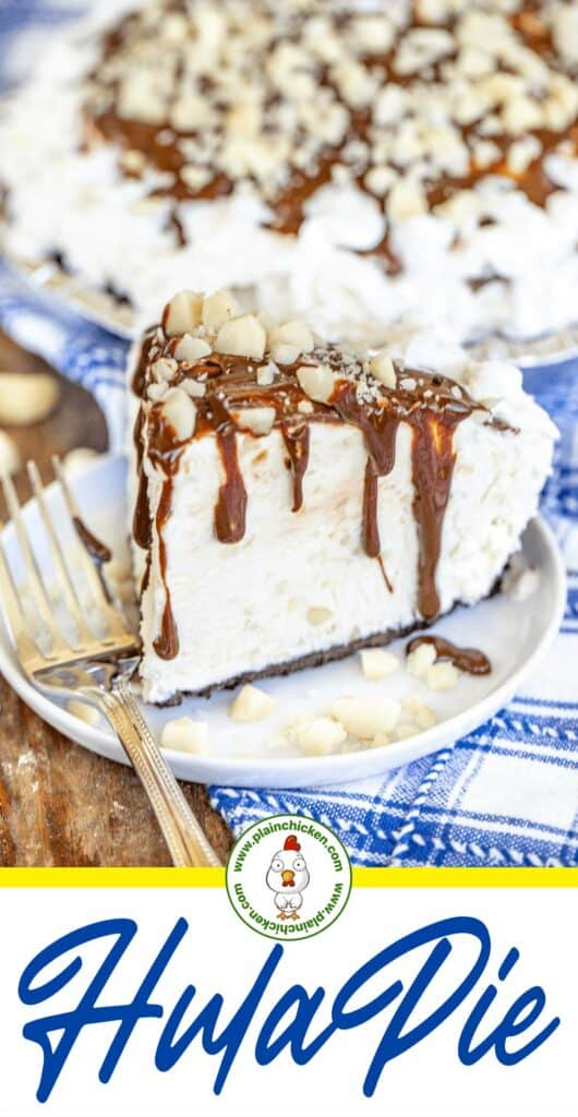 slice of ice cream pie with hot fudge