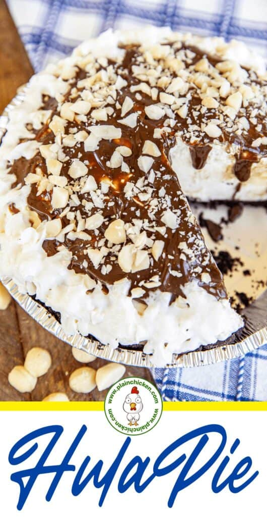 ice cream pie with hot fudge