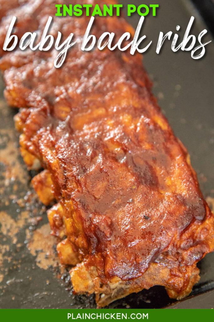 slab of ribs