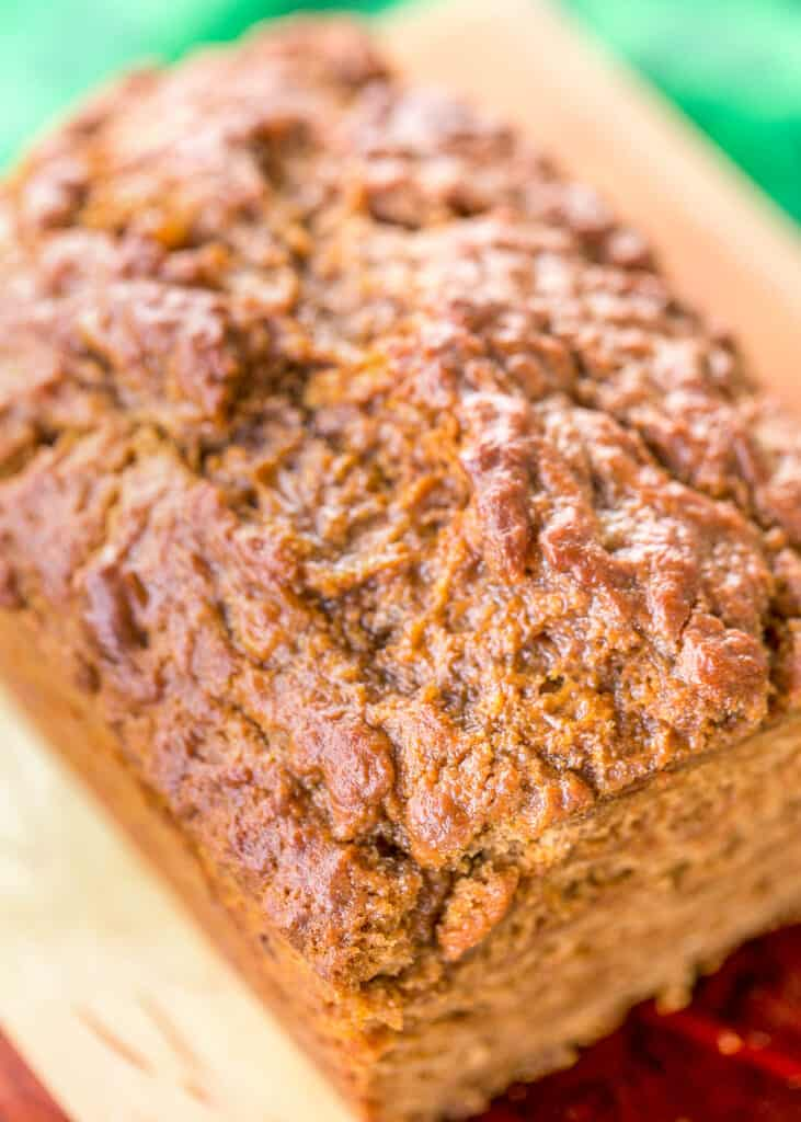 loaf of guinness beer bread
